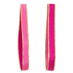 pink reversible ribbon