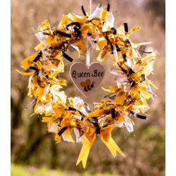 Queen Bee Wreath Kit