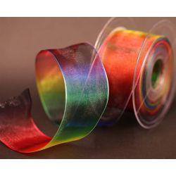 Rainbow Flow Ribbon 40mm x 20m