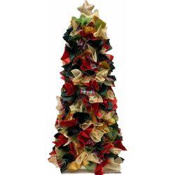 Ribbon Christmas Tree Decoration Kit