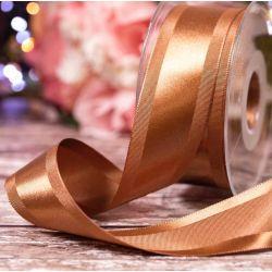 Grace Ribbon In Copper In 35mm Width