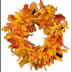 Sunflower inspired wreath kit