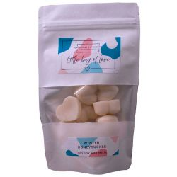 Bag Of Heart Wax Melts By Gatcombe Candles