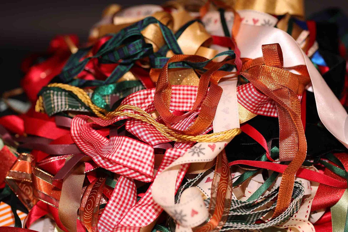 Dye House Waste Ribbon