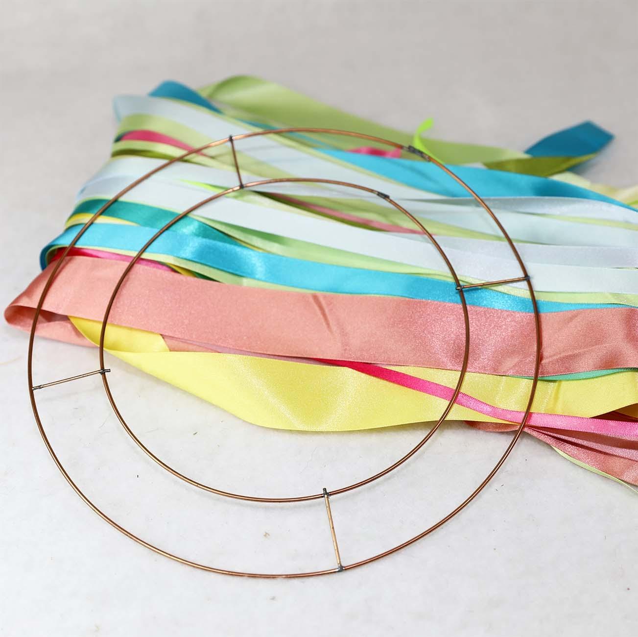 ribbon shade kit contents